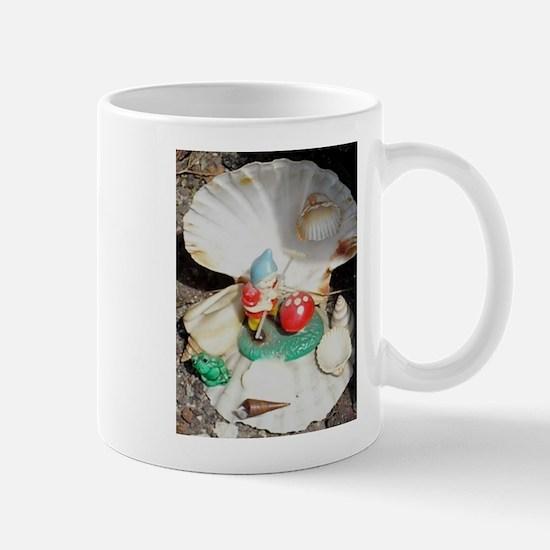 Gnome and shell Mugs
