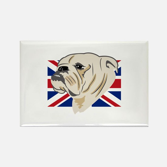 English Bulldog Magnets