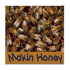 Makin Honey Tile Coaster