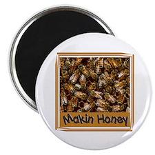 """Makin Honey 2.25"""" Magnet (100 pack)"""