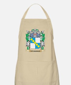 Stubbings Coat of Arms - Family Crest Apron