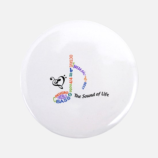 The Sound Of Llife Button