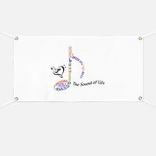 The Sound Of Llife Banner