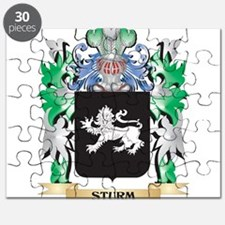 Sturm Coat of Arms - Family Crest Puzzle
