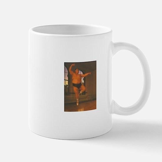 Sumo Ballerina Mugs