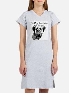 Unique Fluffy Women's Nightshirt
