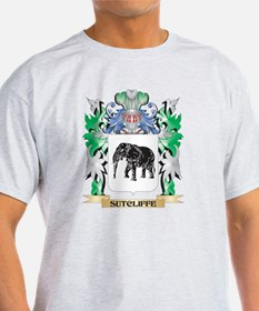 Sutcliffe Coat of Arms - Family Crest T-Shirt