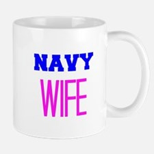 Navy Wife Mugs