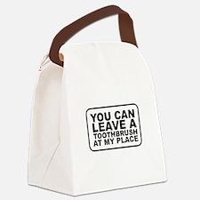 Unique Jonas Canvas Lunch Bag