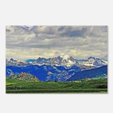 Soda lake Postcards (Package of 8)