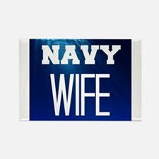 Navy Wife Magnets