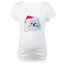 Trish's Pomeranian Christmas Shirt