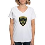 Hawaii Police Mason Women's V-Neck T-Shirt