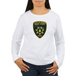 Hawaii Police Mason Women's Long Sleeve T-Shirt