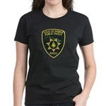 Hawaii Police Mason Women's Dark T-Shirt