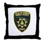 Hawaii Police Mason Throw Pillow