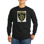 Hawaii Police Mason Long Sleeve Dark T-Shirt