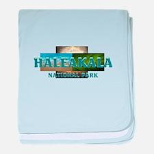 ABH Haleakala baby blanket