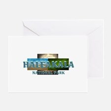 ABH Haleakala Greeting Card