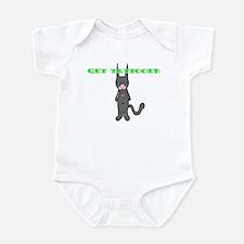 Zero Kitten Tat2 Infant Bodysuit