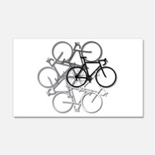 Unique Cycle Wall Decal