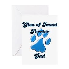 Imaal Dad3 Greeting Card