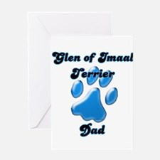 Imaal Dad3 Greeting Card