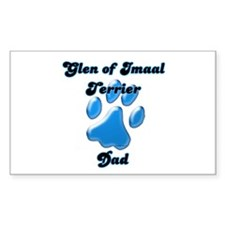 Imaal Dad3 Rectangle Decal