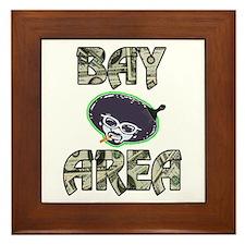 BAY AREA BIZZNESS Framed Tile