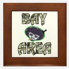BAY AREA BIZZNESS Framed Tile