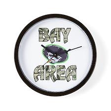 BAY AREA BIZZNESS Wall Clock