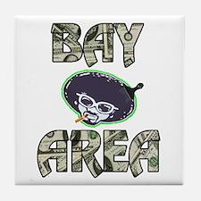 BAY AREA BIZZNESS Tile Coaster