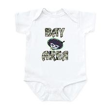 BAY AREA BIZZNESS Infant Bodysuit