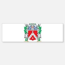 Telford Coat of Arms - Family Crest Bumper Bumper Bumper Sticker