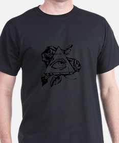 triangle all seeing eye T-Shirt