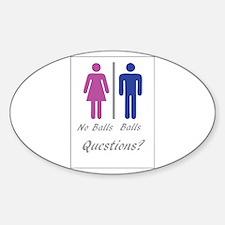 Anti transgender Decal