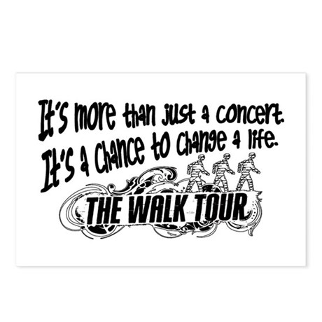 It's more than a concert Postcards (Package of 8)