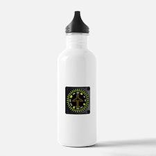 Aircraft Compass Water Bottle