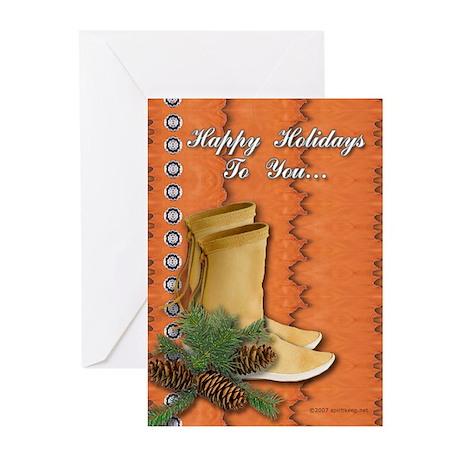 Happy Tracks Christmas Cards (Pk of 20)