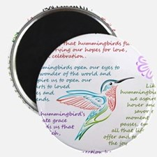 The Hummingbird Magnets