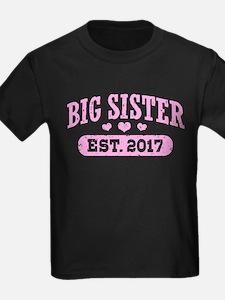 Big Sister Est. 2017 T