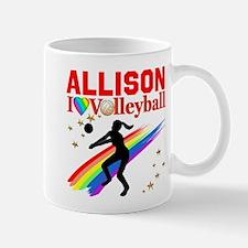 CUSTOM VOLLEYBALL Mug