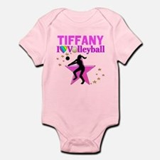CUSTOM VOLLEYBALL Infant Bodysuit