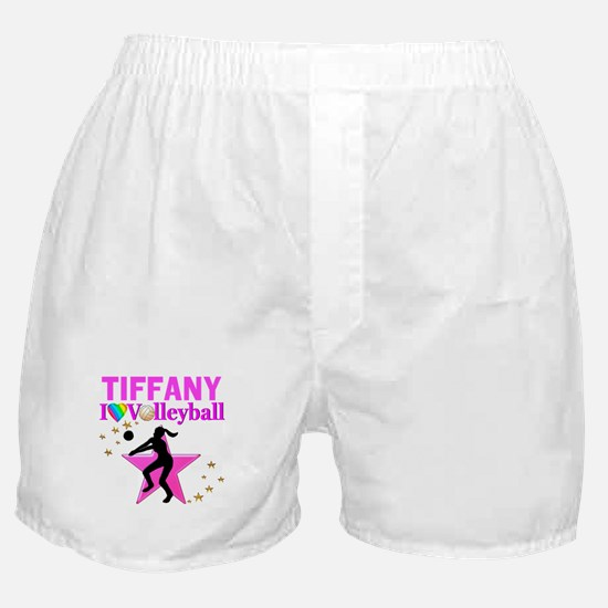 CUSTOM VOLLEYBALL Boxer Shorts