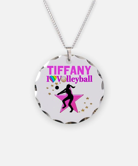 CUSTOM VOLLEYBALL Necklace