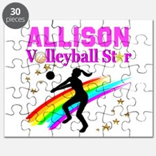 CUSTOM VOLLEYBALL Puzzle