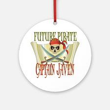 Captain Javen Ornament (Round)