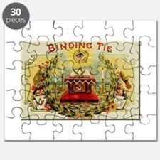 Mason's Binding Tie Puzzle