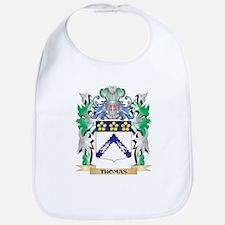 Thomas Coat of Arms - Family Crest Bib