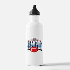 2014 Fantasy Football Water Bottle